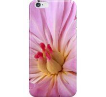 Pink Peony Flower iPhone Case/Skin