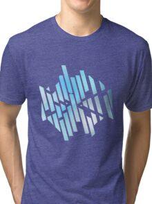 Simplistic T-Shirt Graphic Design Tri-blend T-Shirt