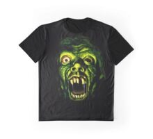 Horror Hotel Zombie - For Black Only Graphic T-Shirt