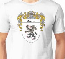 Owens Coat of Arms / Owens Family Crest Unisex T-Shirt