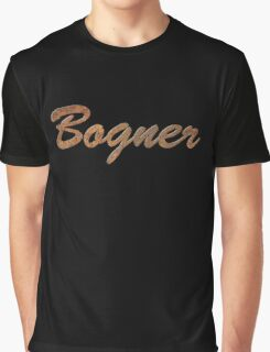 Rusty bogner amps Graphic T-Shirt