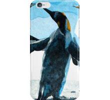 Three Penguins iPhone Case/Skin
