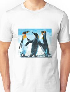 Three Penguins Unisex T-Shirt