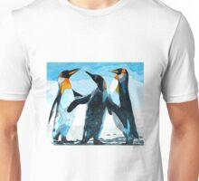 Three Penguins Unisex T-Shirt