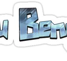Beau Benguin Logo Sticker