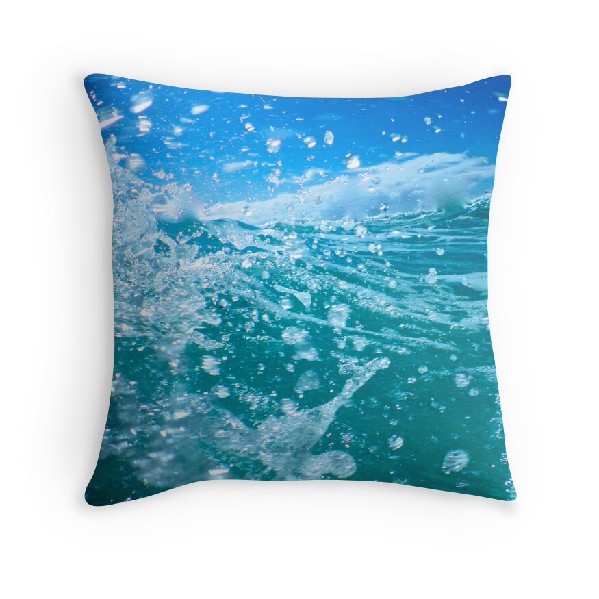 Small Beach Throw Pillows :