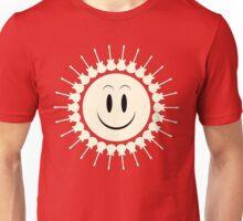 Guitars sun white Unisex T-Shirt