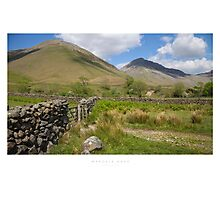 Wasdale Head Photographic Print