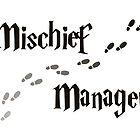 Mischief Managed by Kielan