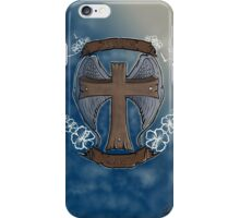Angels Exist iPhone Case/Skin
