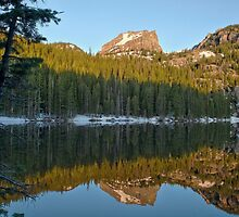 Bear Lake RMNP by johnny gomez