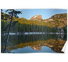 Bear Lake RMNP Poster
