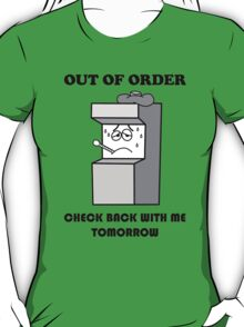 MGM- Out Of Order 2014 T-Shirt
