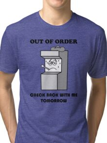 MGM- Out Of Order 2014 Tri-blend T-Shirt