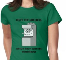 MGM- Out Of Order 2014 Womens Fitted T-Shirt