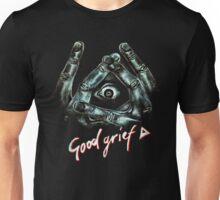 Wtchng Thrgh My Fngrs // GG Unisex T-Shirt