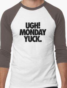 Ugh! Monday Men's Baseball ¾ T-Shirt