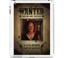 Buffy Halfrek iPad Case/Skin
