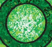 Superhero Spray Paint - Green Lantern Sticker