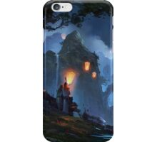 The Fortress Of The People Of The Moon iPhone Case/Skin