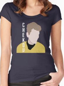 Chekov Women's Fitted Scoop T-Shirt