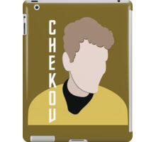 Chekov iPad Case/Skin