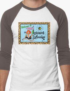 LIZARD LOUNGE Men's Baseball ¾ T-Shirt