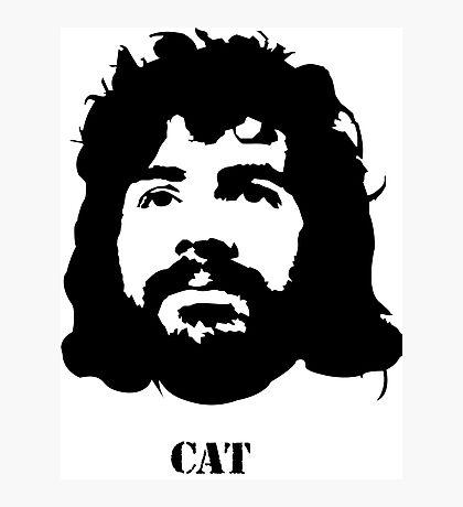 Viva la CAT Stevens! Photographic Print