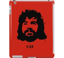Viva la CAT Stevens! iPad Case/Skin