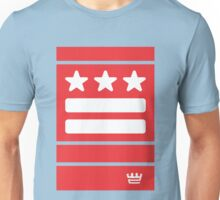 DC Represent (red) Unisex T-Shirt