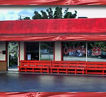 The Red Diner by GolemAura