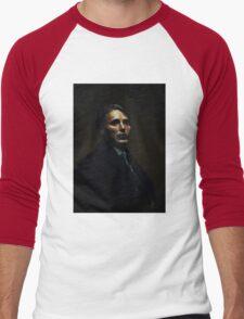 Hannibal Men's Baseball ¾ T-Shirt