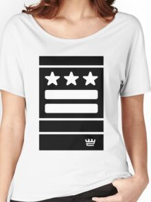 DC Represent (black) Women's Relaxed Fit T-Shirt