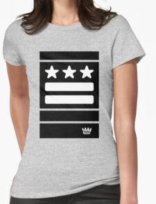 DC Represent (black) Womens Fitted T-Shirt