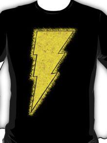 Superhero Spray Paint - Shazam T-Shirt
