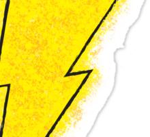 Superhero Spray Paint - Shazam Sticker