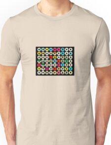 Vinyls Mosaic Unisex T-Shirt