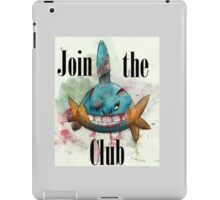 Fight Club Edition Mudkip iPad Case/Skin