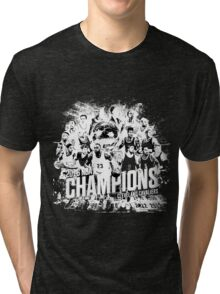 Cavs Championship Tri-blend T-Shirt