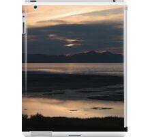 Great Salt Lake at Dusk iPad Case/Skin