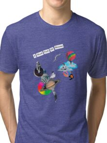 Coldplay - AHFOD Tri-blend T-Shirt
