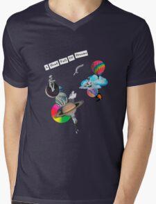 Coldplay - AHFOD Mens V-Neck T-Shirt