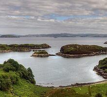 Eddrachillis Bay by Jamie  Green