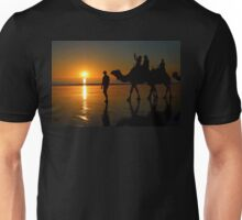 Camels on Cable Beach 1 Unisex T-Shirt