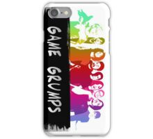 Group Grumps Rainbow! iPhone Case/Skin