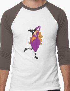 Dancing Witch Men's Baseball ¾ T-Shirt