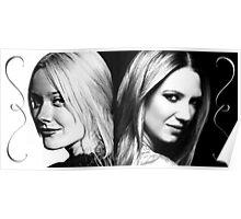 Fringe Etta & Olivia Poster