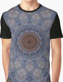 Shibori B Graphic T-Shirt