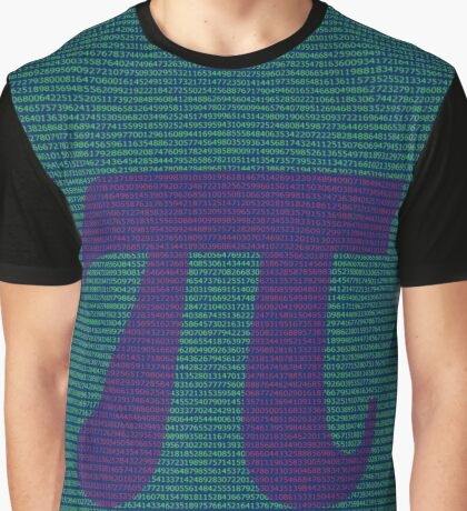 Pi Graphic T-Shirt