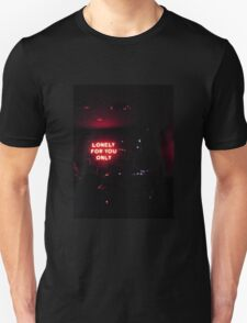 MGM- lonely 2014  Unisex T-Shirt